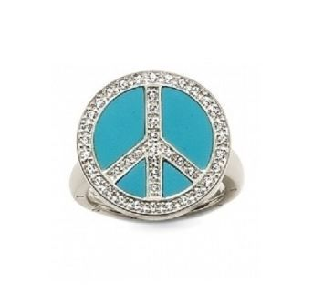 Thomas Sabo Peace Ring