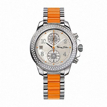 Thomas Sabo Damenuhr orange