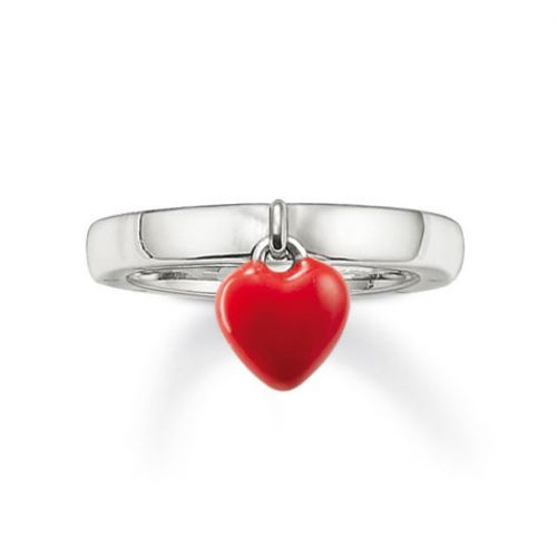 Thomas Sabo Ring Herz